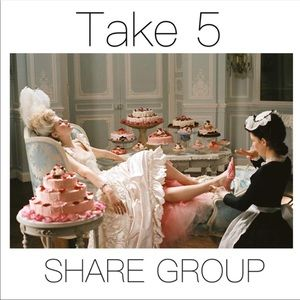 CONVERSATION PAGE FOR TAKE 5 SHARE GROUP